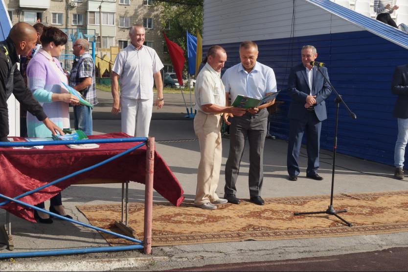 Всероссийский День Физкультурника в Барабинске