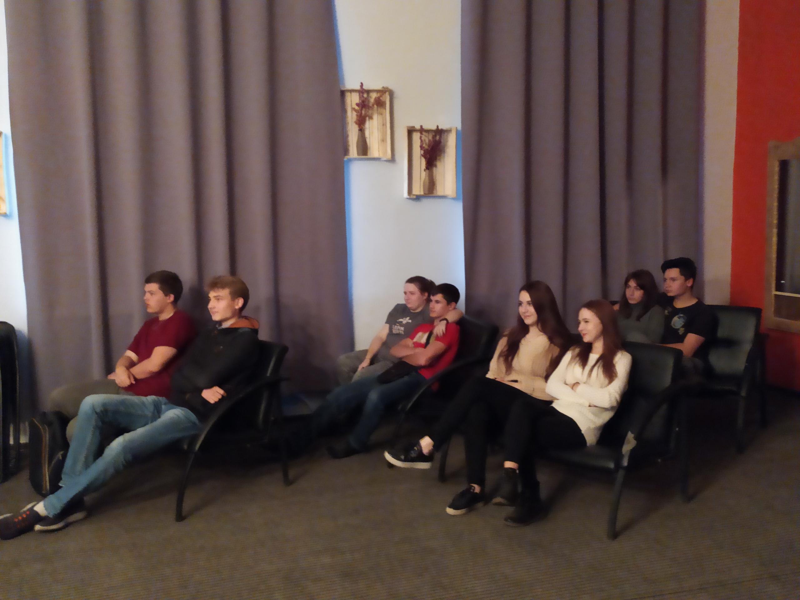 Открытый показ фильма «Двухсотлетний человек»