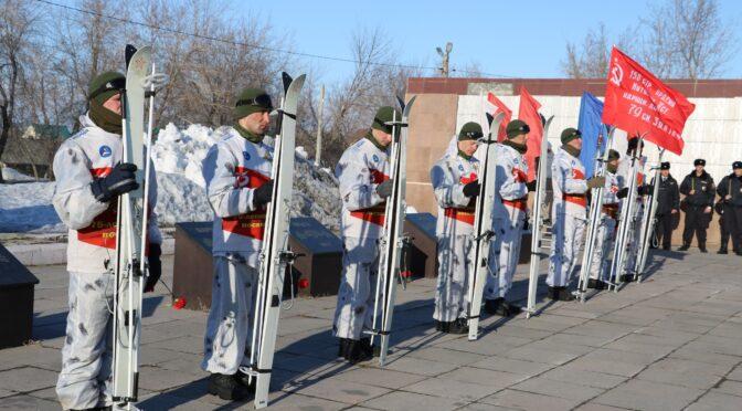 Военно-патриотическая акция «Все для фронта,все для Победы!»