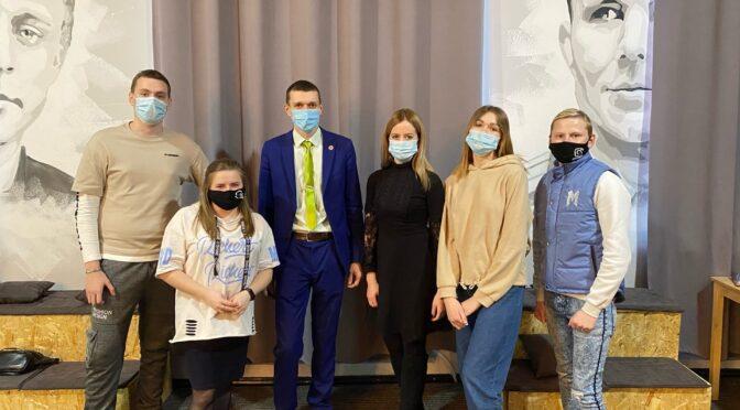Открытое пространство «Зал ожидания» посетили коллеги из Татарска
