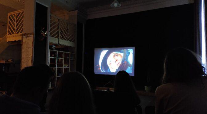 Кинопоказ художественного фильма «Гагарин. Первый в космосе»